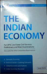 Indian Economy by Sanjiv Verma free Pdf Download